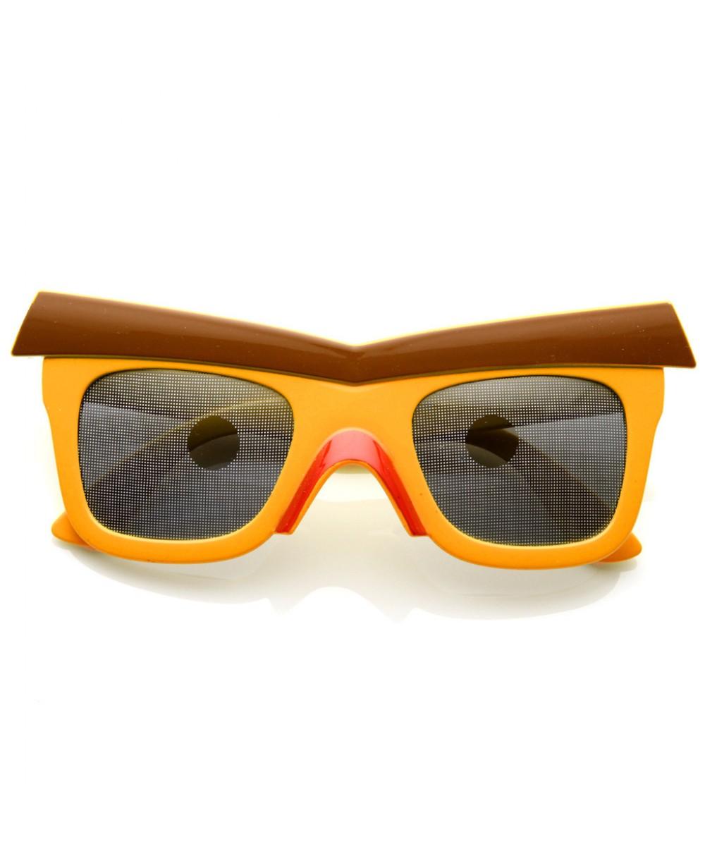 Beak-Sunglasses3 12 Unusual Sunglasses trends in 2018