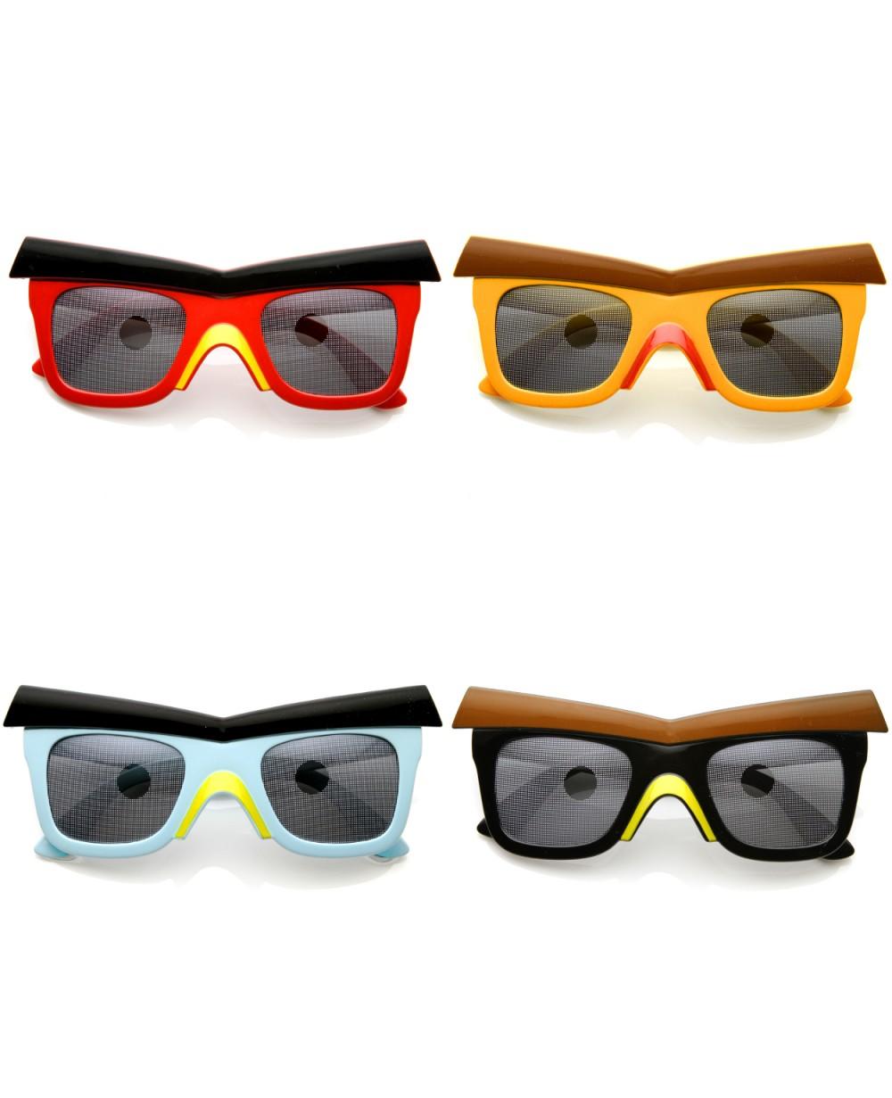 Beak-Sunglasses4 12 Unusual Sunglasses trends in 2018