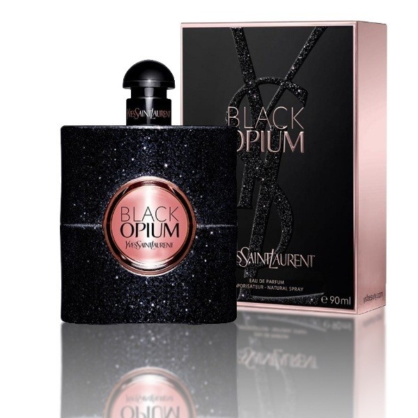 Black-Opium-Yves-Saint-Laurent-for-women Top 36 Best Perfumes for Fall & Winter 2019
