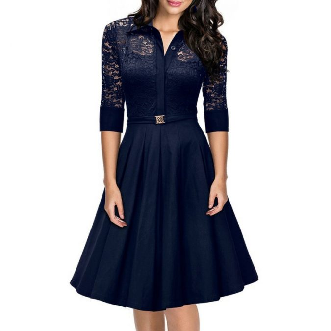 Blue-dress-675x675 7 Stellar Christmas Gifts for Your Woman