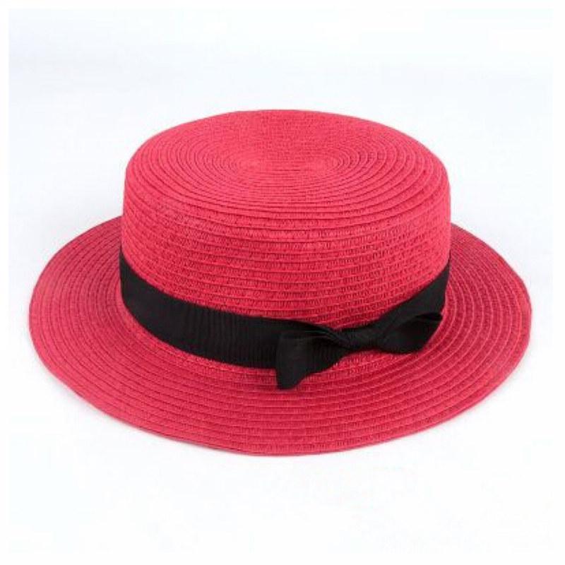 Boater-Sun-Hat2 10 Women's Hat Trends For Summer 2020