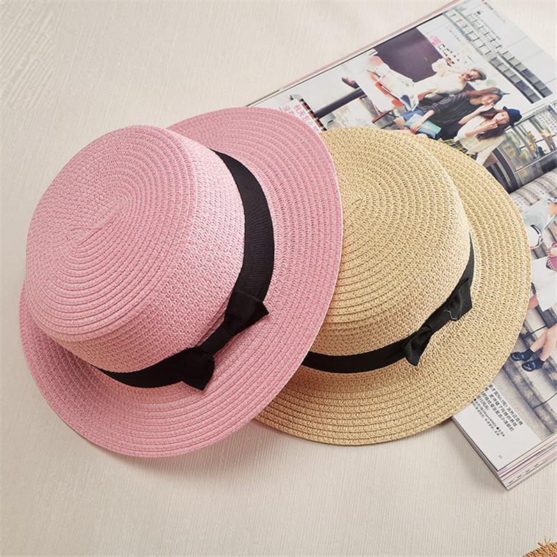Boater-Sun-Hat3 10 Women's Hat Trends For Summer 2020