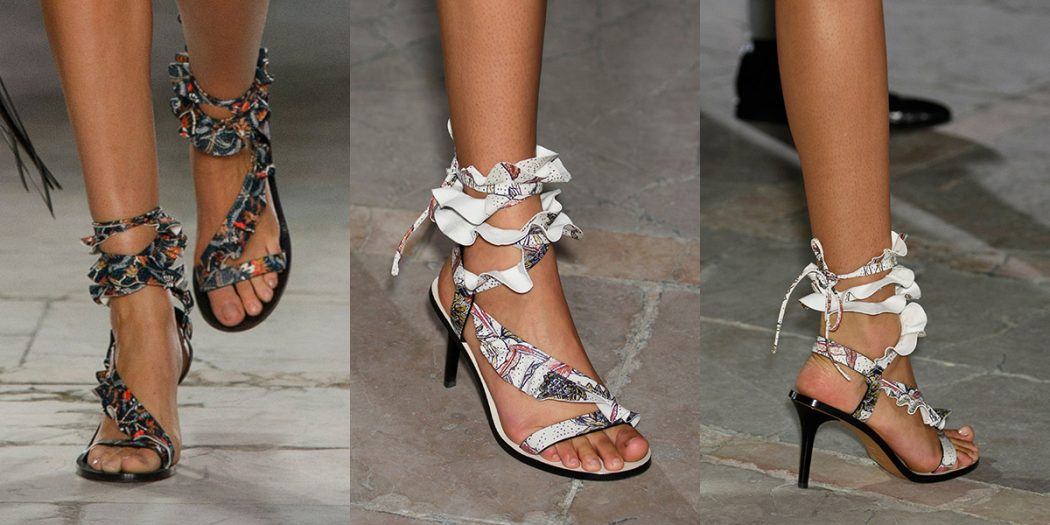Bows-Feathers-Ruffles-and-Ribbons1 Summer/Spring Shoe Trends that Every Woman Dreams of in 2018