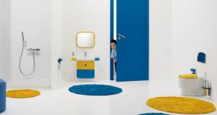 25+ Cutest Kids Bathroom Rugs for 2017