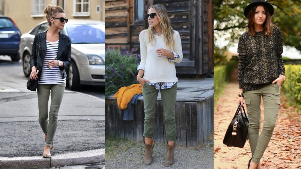 Cargo-pants5 Top 5 Elegant Military Clothing Trends of 2018