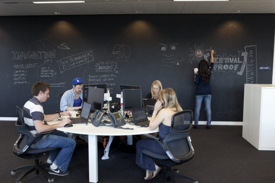 Chalkboard-Walls2 8 Highest Rated Office Decoration Designs For 2020
