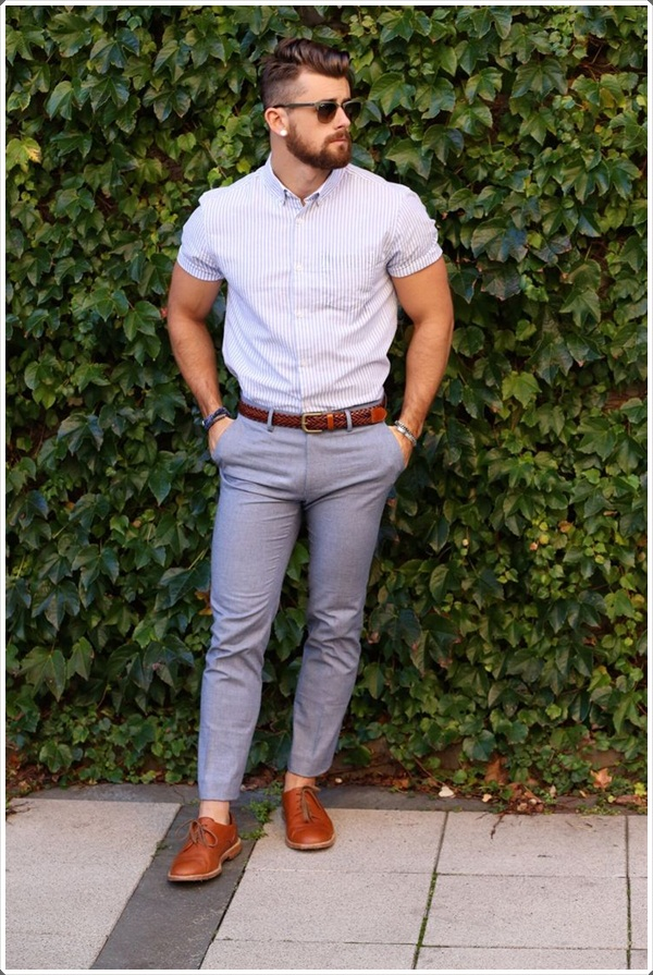 Colored-Trousers4 6 Trendy Weddings Outfit Ideas for Men