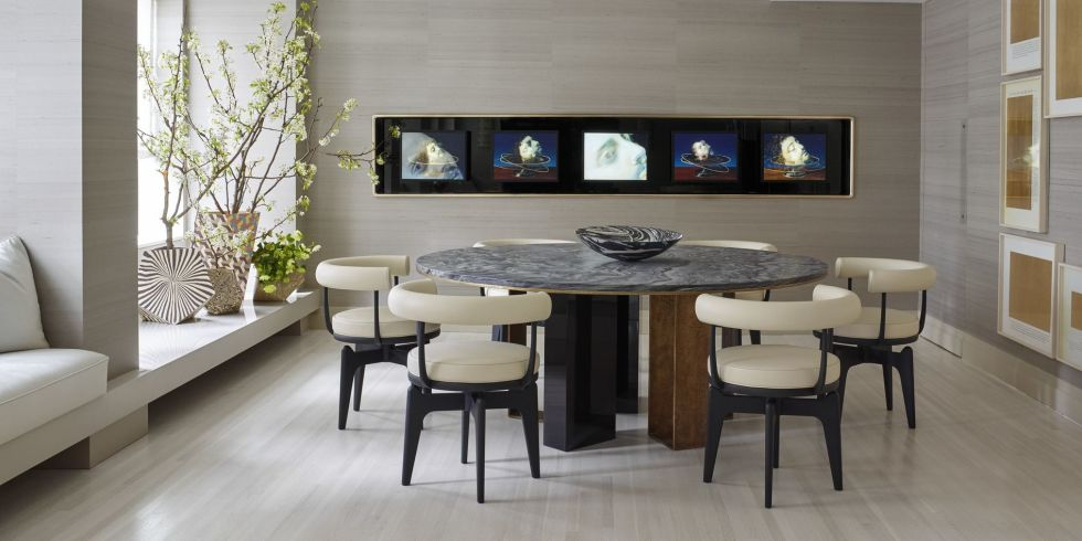 Contemporary-Dining-Rooms1 +15 Best Luxurious and Modern Dining Room Design for 2017