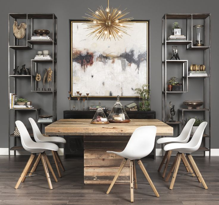 Contemporary-Dining-Rooms2 +15 Best Luxurious and Modern Dining Room Design for 2017
