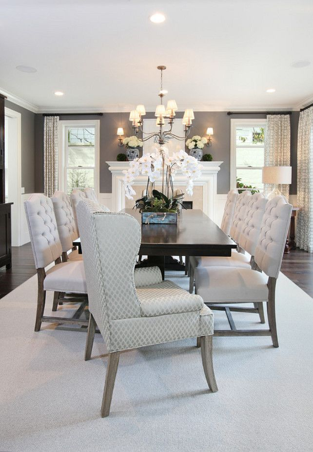 Contemporary-Dining-Rooms3 +15 Best Luxurious and Modern Dining Room Design for 2017