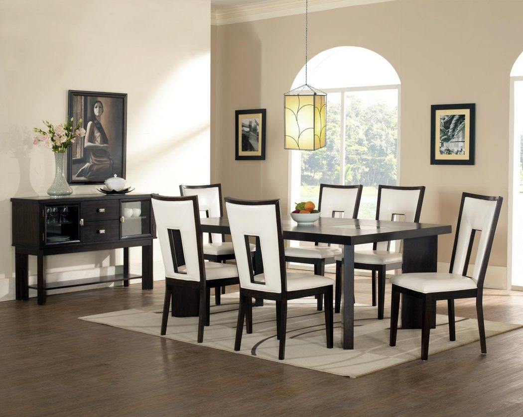 Contemporary-Dining-Rooms6 15+ Best Luxurious and Modern Dining Room Design for 2020