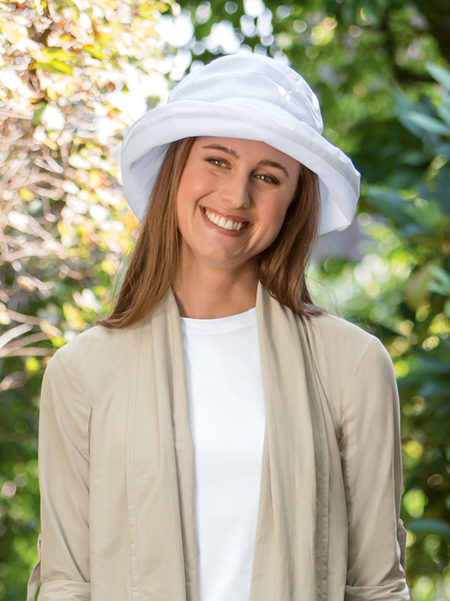 Cotton-Beach-Sun-Hats1 10 Women's Hat Trends For Summer 2018
