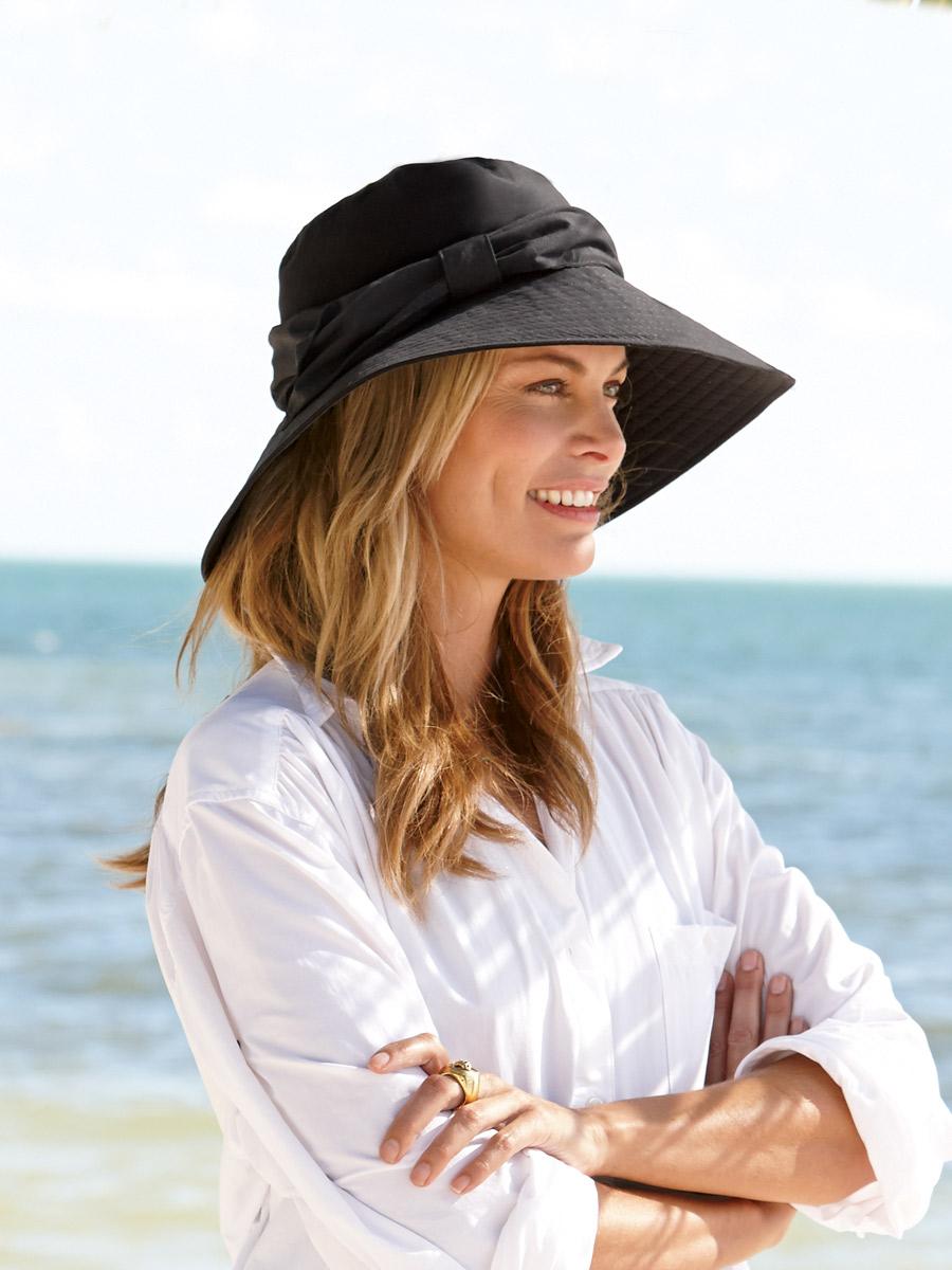 Cotton-Beach-Sun-Hats2 10 Women's Hat Trends For Summer 2020