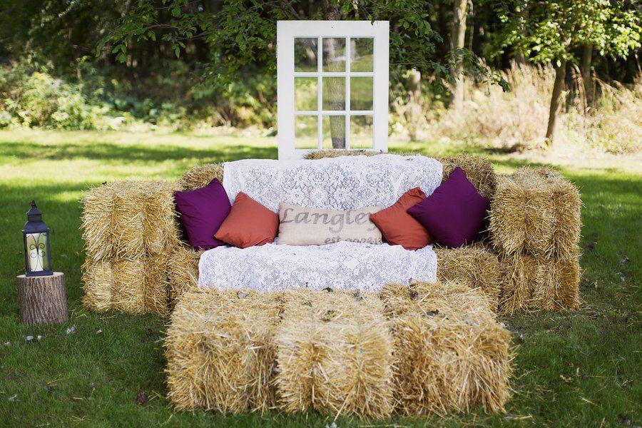 Create-Hay-Grass1 10 Hottest Outdoor Wedding Ideas in 2020