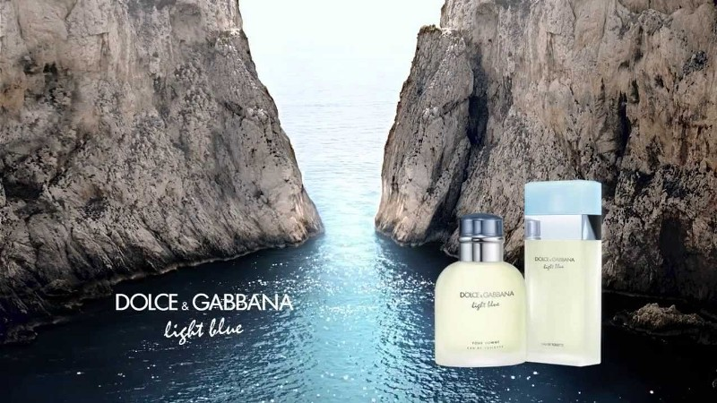 DG-Light-Blue-perfume-by-Dolce-and-Gabbana-for-women +54 Best Perfumes for Spring & Summer