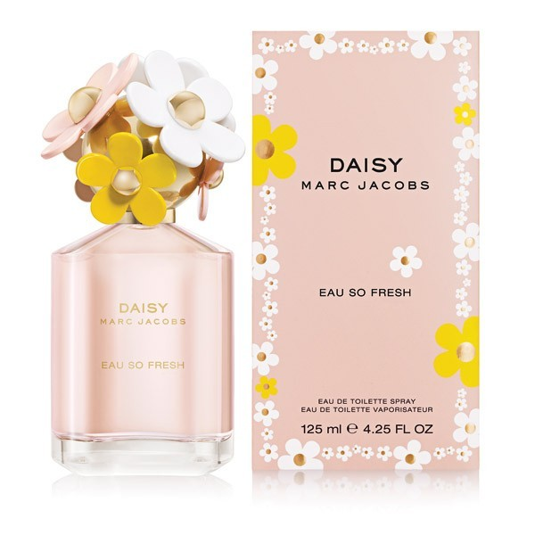 Daisy-Eau-So-Fresh-by-Marc-Jacobs-for-women Top 54 Best Perfumes for Spring & Summer 2017
