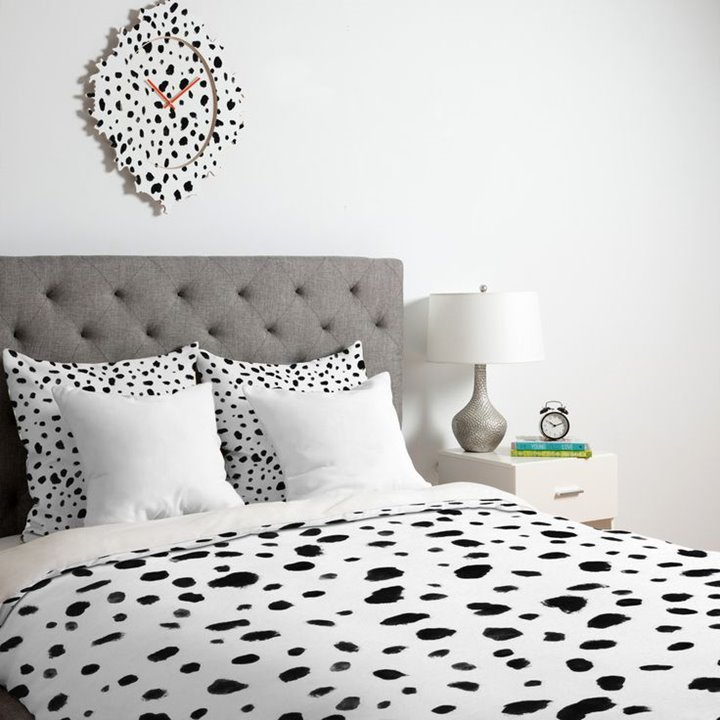 Dalmatian-Theme3 Top 5 Girls' Bedroom Decoration Ideas in 2020