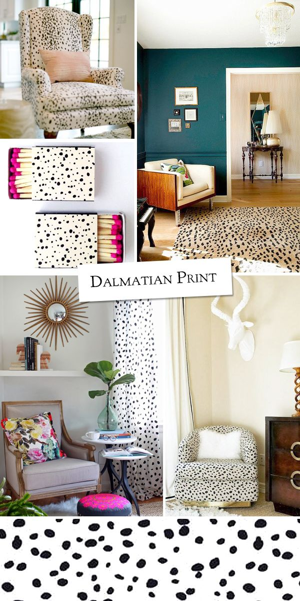 Dalmatian-Theme4 Top 5 Girls' Bedroom Decoration Ideas in 2020