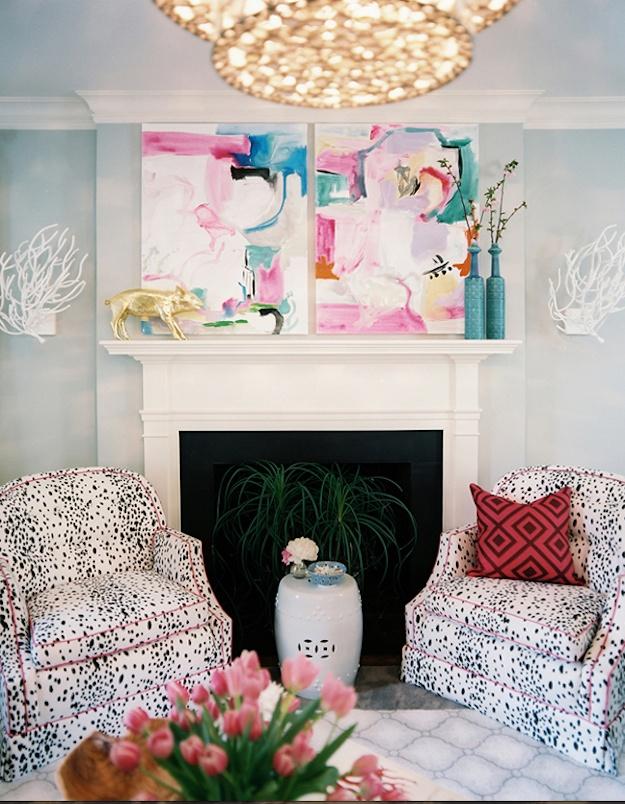 Dalmatian-Theme6 Top 5 Girls' Bedroom Decoration Ideas in 2020