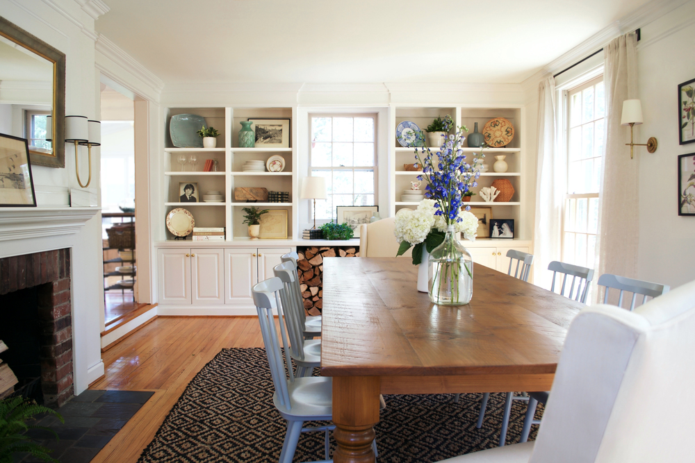 Dine-like-you-are-in-a-farmhouse1 15+ Best Luxurious and Modern Dining Room Design for 2020