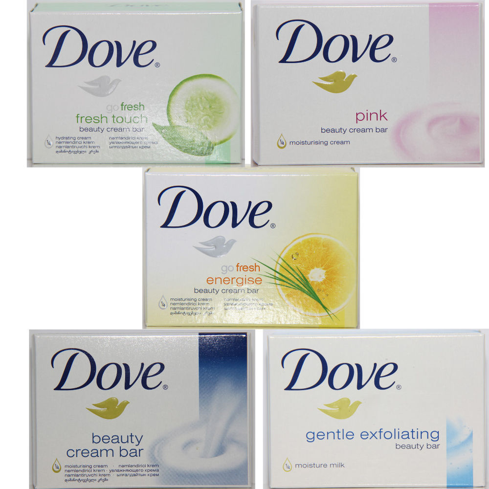 Dove's-Soap-Bar2 6 Best-Selling Women's Beauty Products in 2018