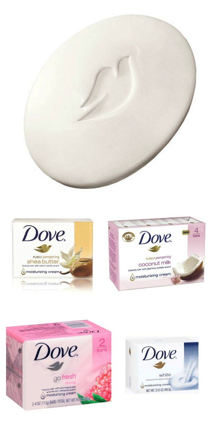 Dove's-Soap-Bar3 6 Best-Selling Women's Beauty Products in 2018