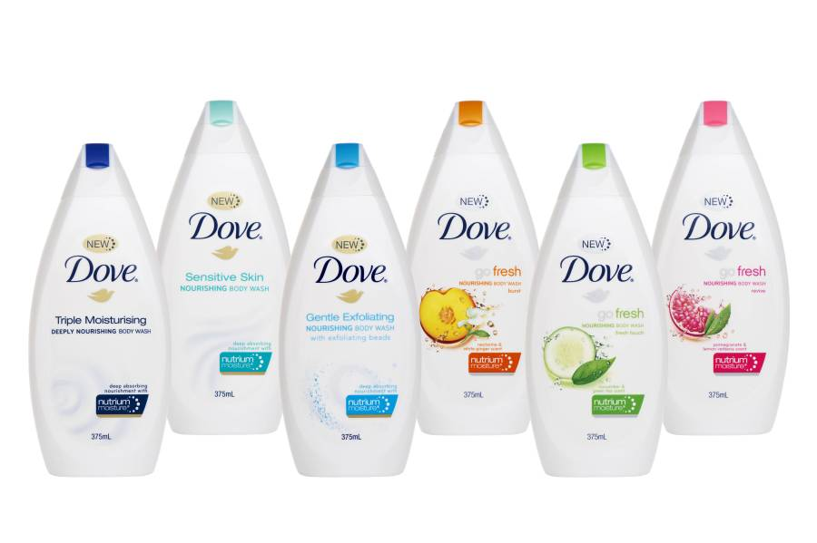 Dove-Body-Wash1 6 Best-Selling Women's Beauty Products in 2018