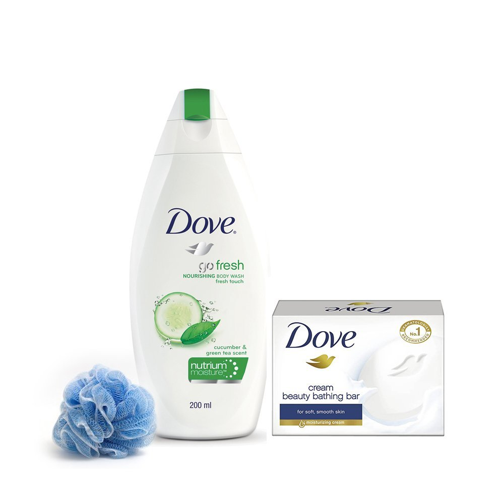 Dove-Body-Wash4 6 Best-Selling Women's Beauty Products in 2018