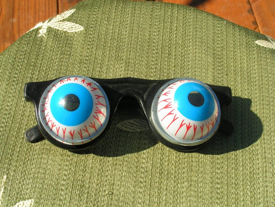 EYE-See-You-Sunglasses1 12 Unusual Sunglasses trends in 2020