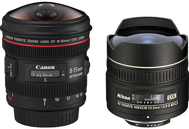 Fish-Eye-Lens +Most Unique Photography Products That Every Photographer Needs