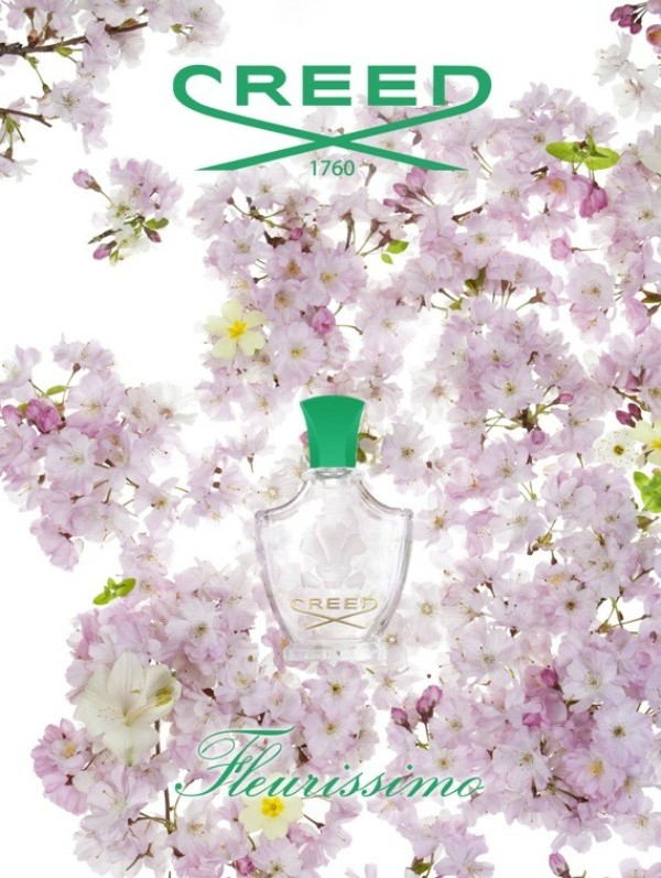 Fleurissimo-by-Creed-Perfume-for-women +54 Best Perfumes for Spring & Summer