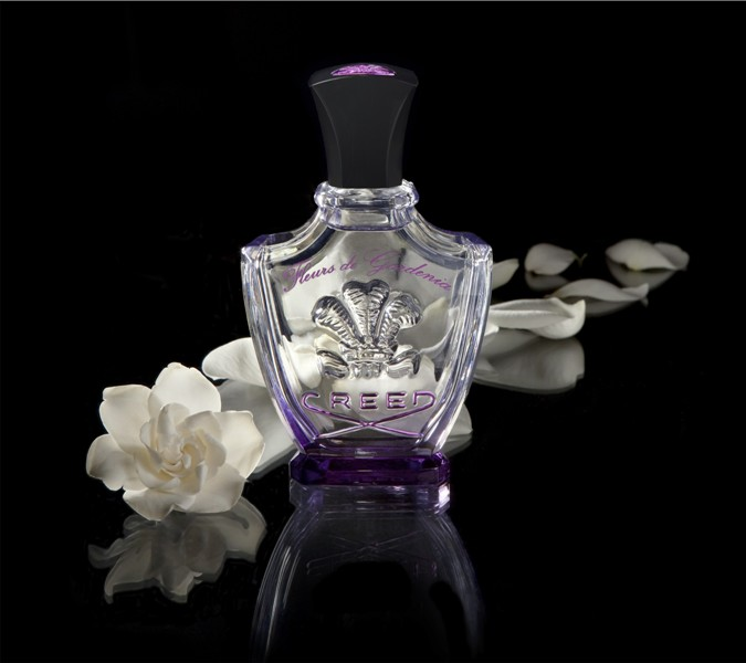 Fleurs-de-Gardenia-by-Creed-for-women +54 Best Perfumes for Spring & Summer