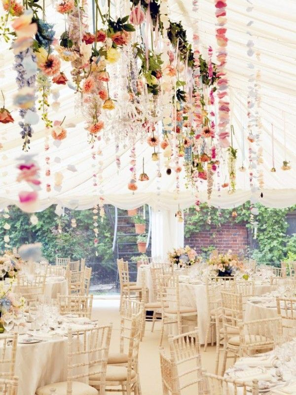 Floral-Theme1 10 Best Ideas For Outdoor Weddings in 2017
