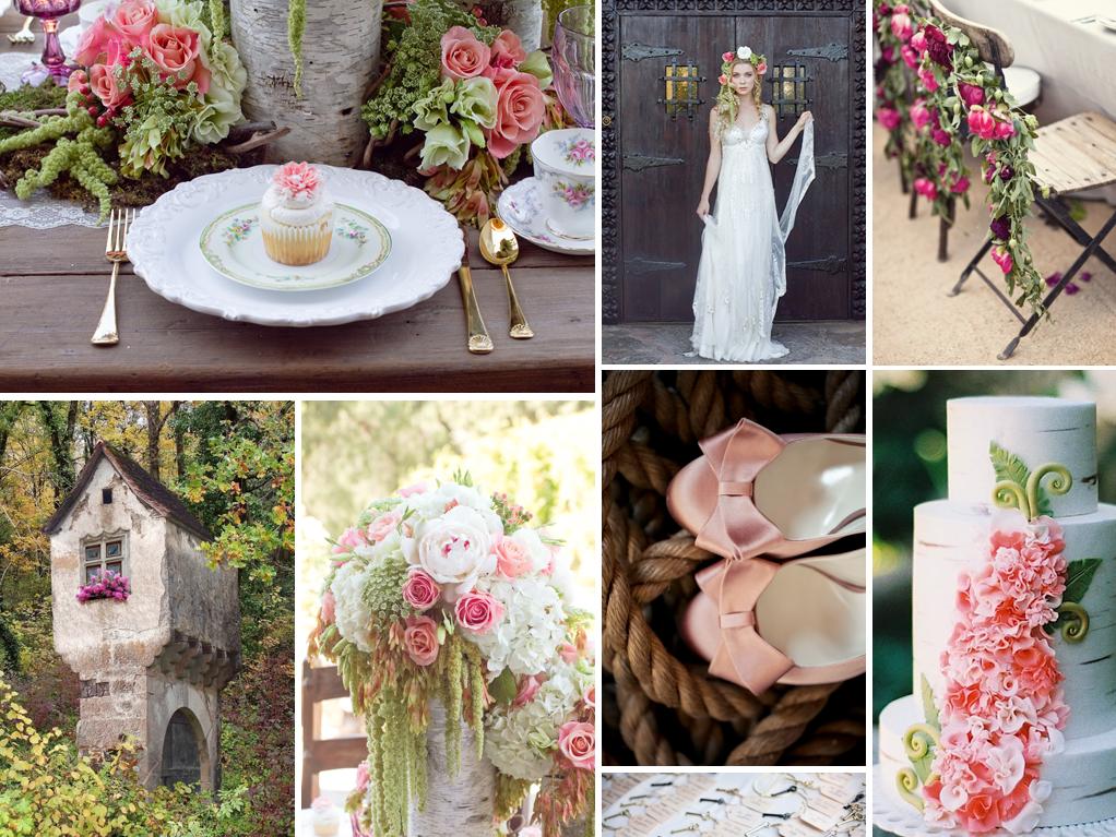 Floral-Theme4 10 Best Outdoor Wedding Ideas in 2017