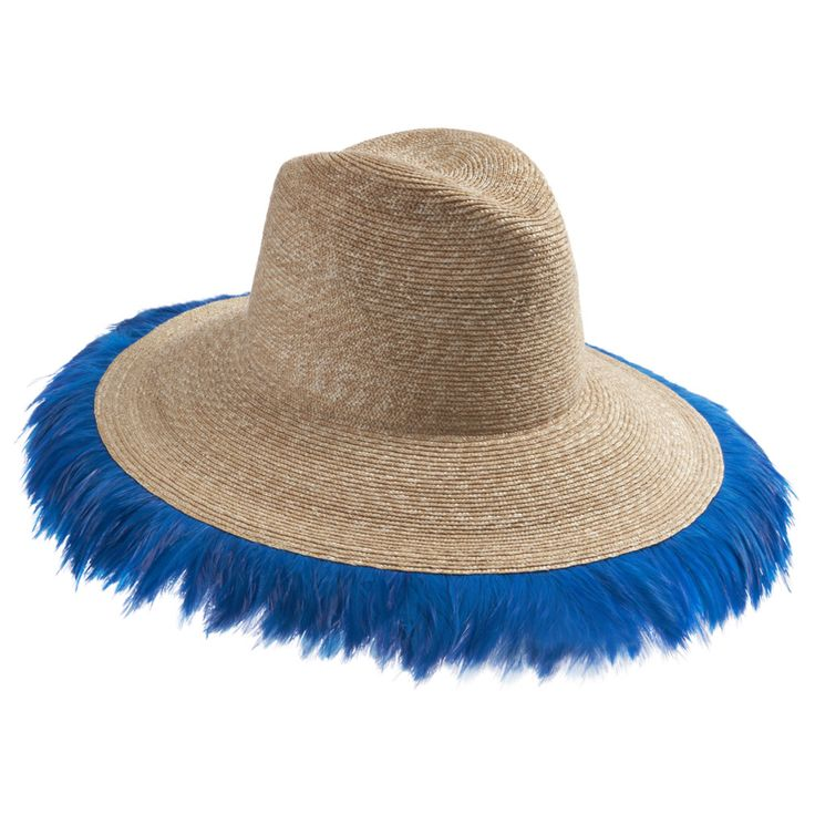 Fringed-Sun-Hat1 10 Women's Hat Trends For Summer 2017