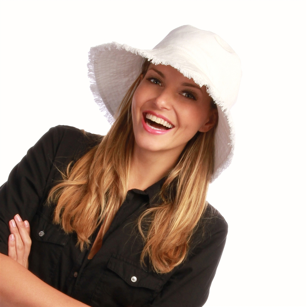 Fringed-Sun-Hat2 10 Women's Hat Trends For Summer 2018