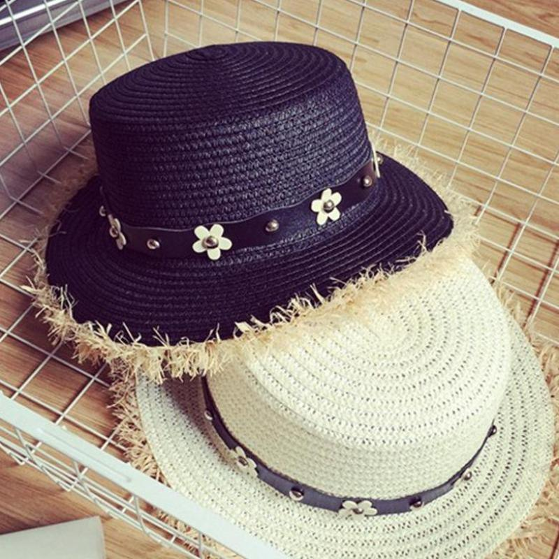 Fringed-Sun-Hat3 10 Women's Hat Trends For Summer 2018