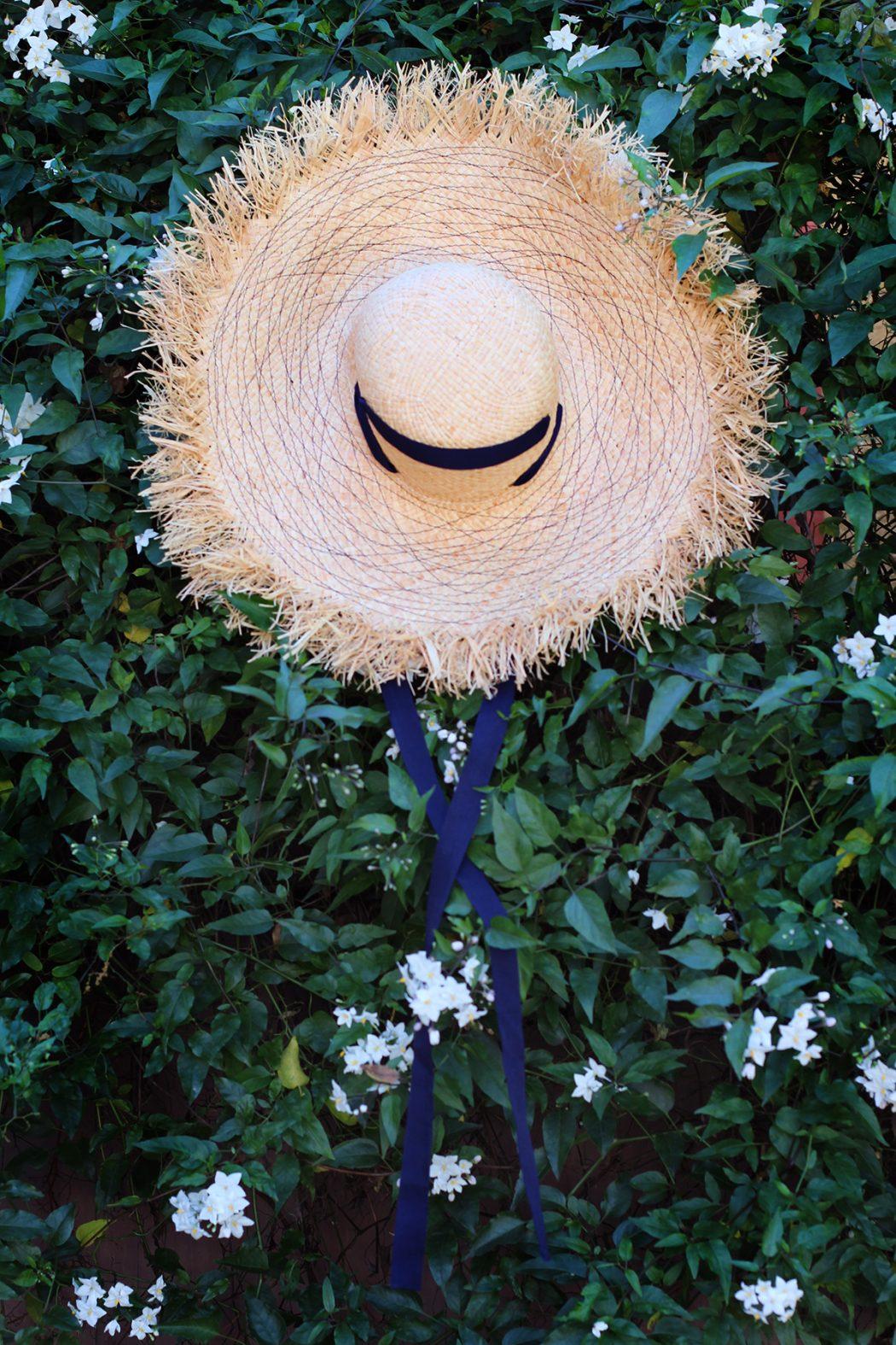 Fringed-Sun-Hat4 10 Women's Hat Trends For Summer 2020