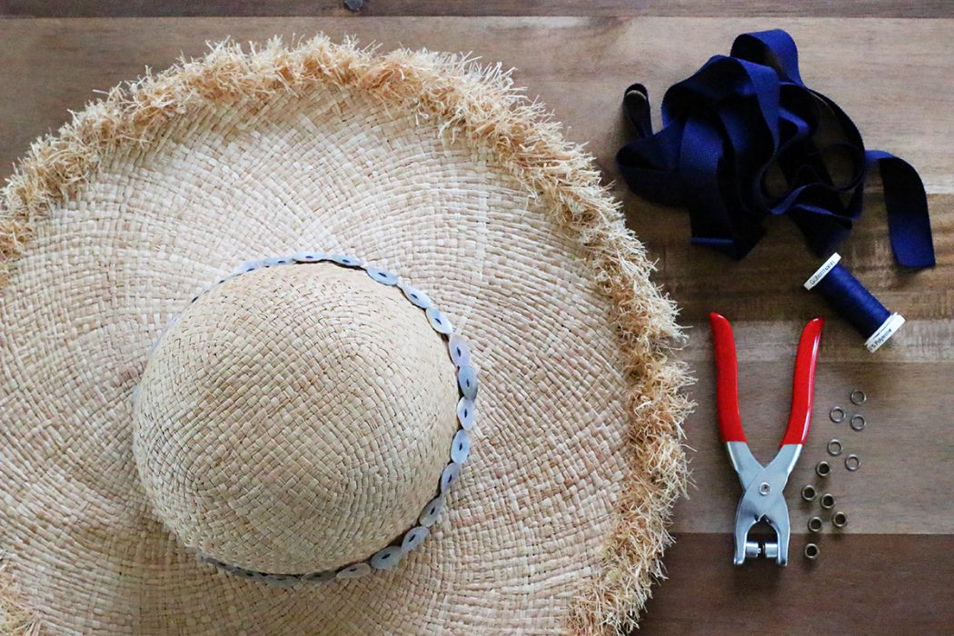 Fringed-Sun-Hat5 10 Women's Hat Trends For Summer 2018
