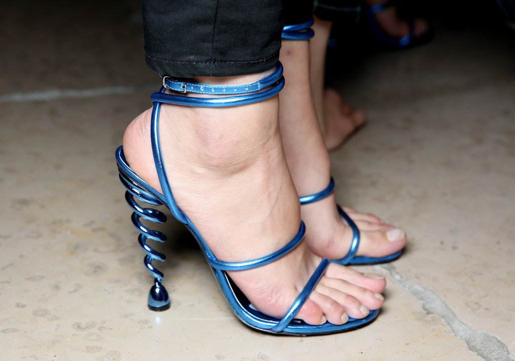 Funky-heels1 Summer/Spring Shoe Trends that Every Woman Dreams of in 2018