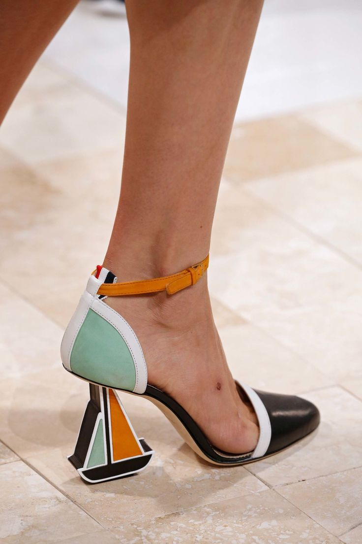 Funky-heels4 Summer/Spring Shoe Trends that Every Woman Dreams of in 2018