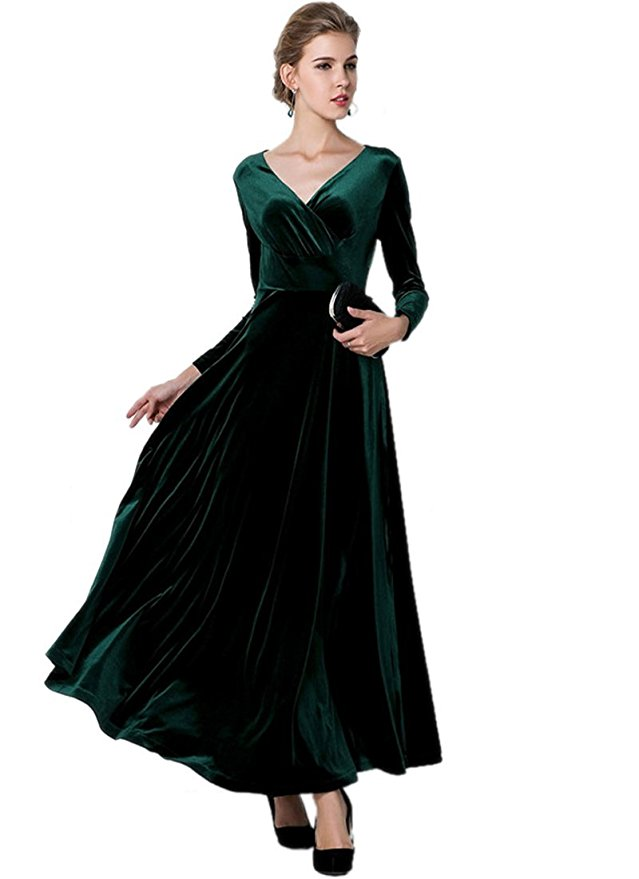 Green-vilvit-dress 7 Stellar Christmas Gifts for Your Woman