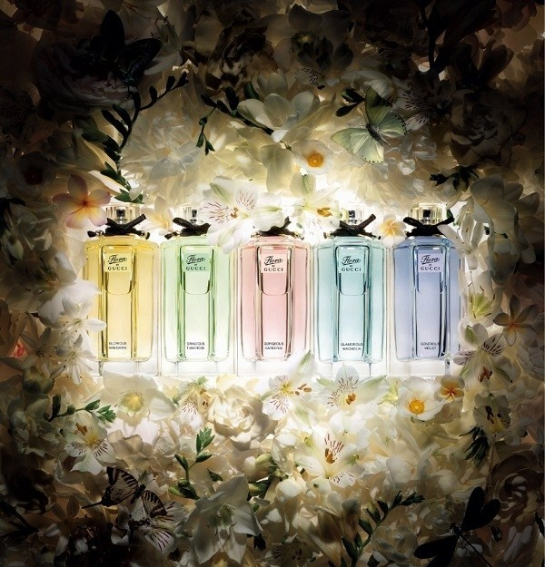 Gucci-Flora-Glamorous-Magnolia-Eau-De-Toilette-by-Gucci 11 Tips on Mixing Antique and Modern Décor Styles