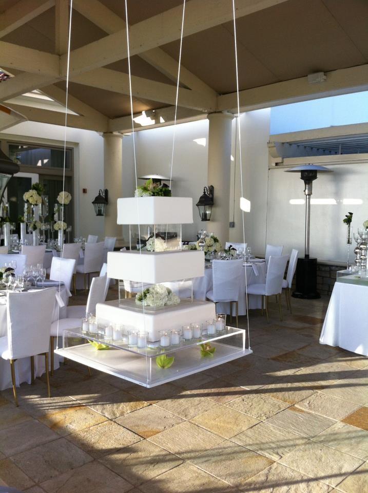 Hanging-Tables2 10 Best Outdoor Wedding Ideas in 2017