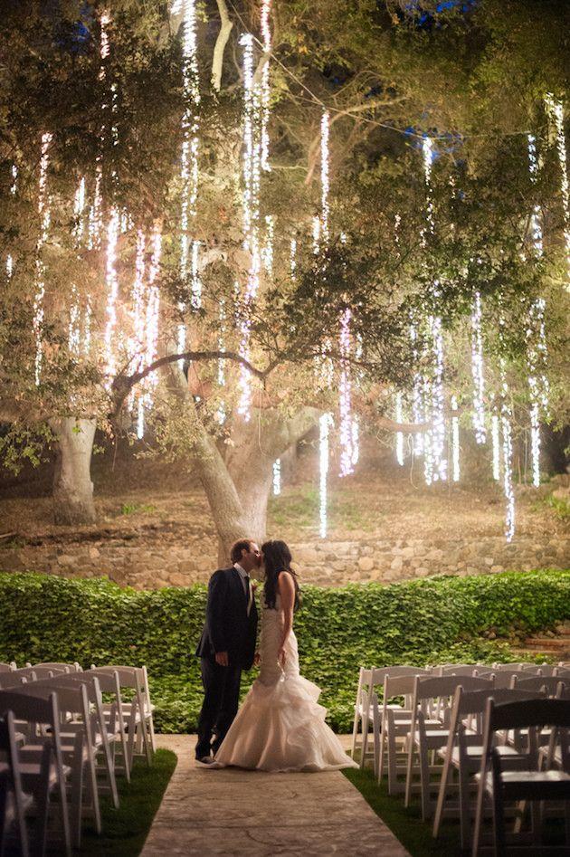 Illuminating-Trees2 10 Hottest Outdoor Wedding Ideas in 2020