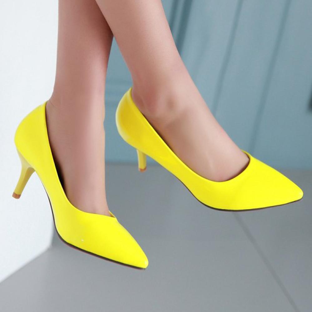 Kitten-Heels2 Hot 7 Summer/Spring Shoe Designs that Every Woman Dreams of
