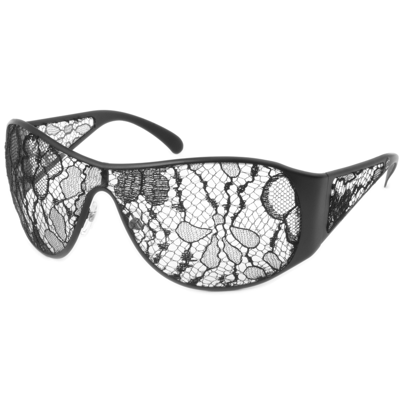 Lace-Sunglasses2 12 Unusual Sunglasses trends in 2018
