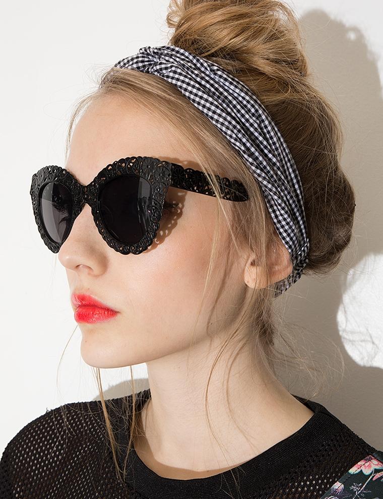 Lace-Sunglasses5 12 Unusual Sunglasses trends in 2018