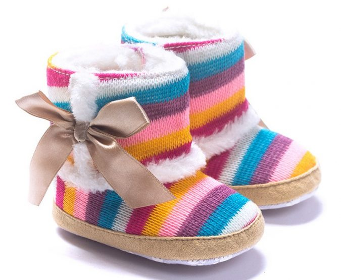 Livebox-baby-girl-boots-675x555 20+ Adorable Baby Girls Shoes Fashion for 2018