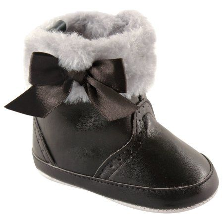 Luvable-Friends-baby-boot 20+ Adorable Baby Girls Shoes Fashion for 2018